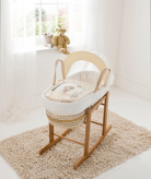 Kinder Valley Tiny Ted Moses Basket
