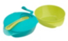 tommee tippee explora Easy Scoop Bowls x 2 with lid 7m+ alternative view