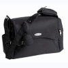 Koo-di Messenger Changing Bag - Black main view