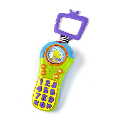 Click and Giggle Remote, blue 9077