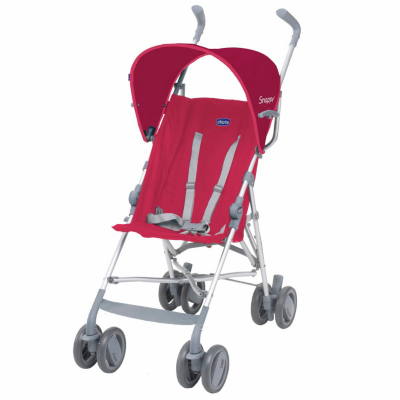 Chicco Snappy Red Baby Stroller, Red Picture