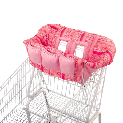 Bright Starts Cozy Cart Cover - Pink