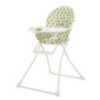 Obaby Munchy Highchair - Dotty Lime main view