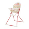 Disney Winnie the Pooh Munchy Highchair - Red main view