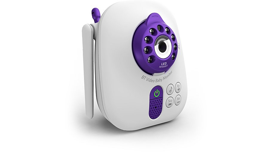 bt video 1000 baby monitor monitors george at asda. Black Bedroom Furniture Sets. Home Design Ideas