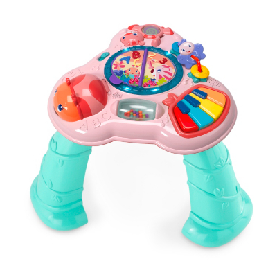 Activity Table, Pink 9251