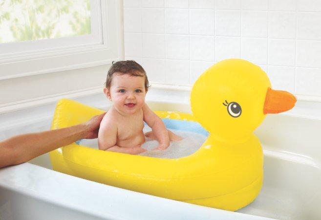 Munchkin Hot Safety Duck Bath