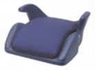 Graco Hi Life Blueberry Booster Group 3 Car Seat