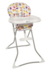 Graco Tea Time Highchair main view