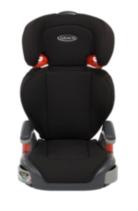 Graco Junior Maxi Black Group 2/3 High Back Booster Car Seat