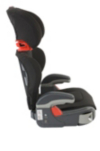 Graco Junior Maxi Group 2-3 Car Seat Black alternative view