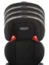 Graco Junior Maxi Black Group 2/3 High Back Booster Car Seat alternative view