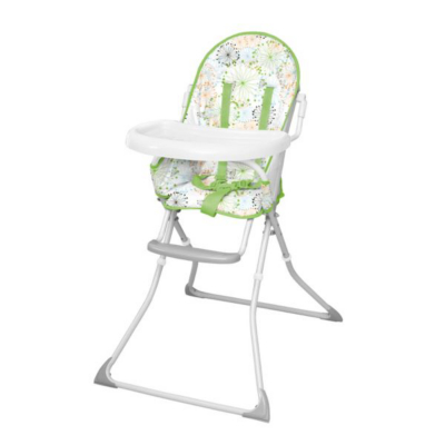 Babyway Highchair - Cyan, White KCHC