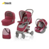 Hauck Malibu All in One Pushchair - Violet alternative view