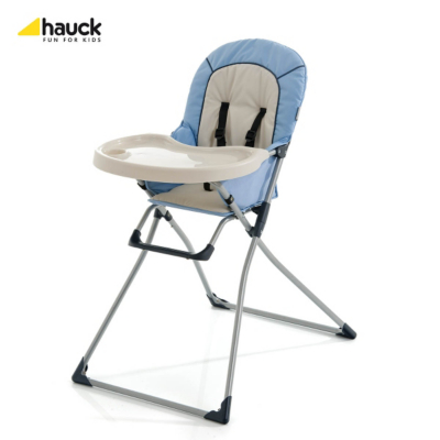 Macbaby Deluxe Highchair - Blue, Blue 639320