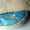 Wallaboo Footmuff - Soft Blue alternative view