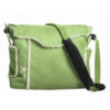 Wallaboo Changing Bag - Lime main view