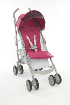 Graco Nimbly Pushchair, Pink Picture