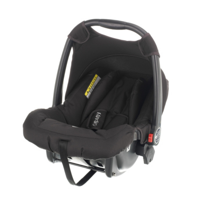 Obaby Group 0 Atlas V2 Car Seat Black