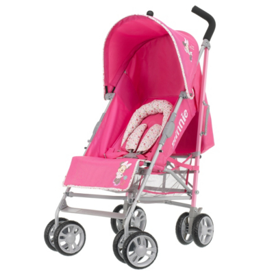 Disney Minnie Stroller - Pink, Pink Picture