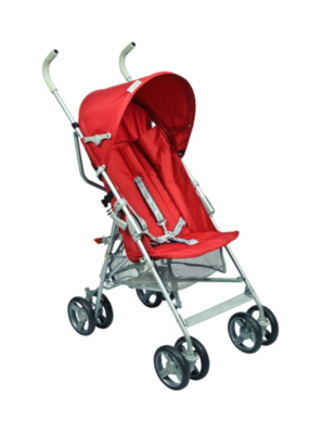 Red Kite Push Me 2u Buggy Ruby, Red Picture