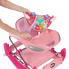 Kiddu Harley Rocker Baby Walker - Pink alternative view
