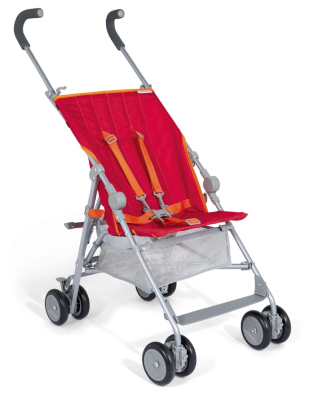 Mamas & Papas Trip Umbrella Pushchair In Cherry, Red Picture