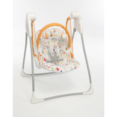 Graco Baby Delight Swing Orange