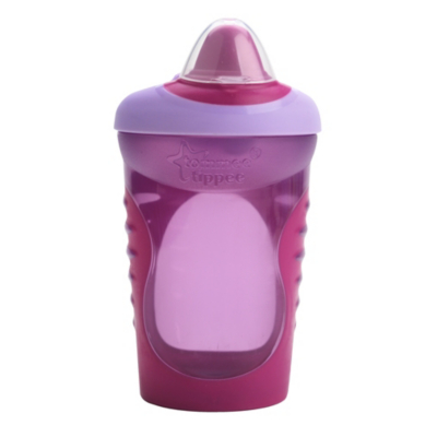 tommee tippee explora Easiflow Easy Drink Beaker 7-12m 330ml Pink, Pink.