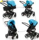 Hauck Colt Pushchair Set in Blue