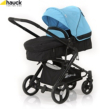 Hauck Colt Pushchair Set in Blue alternative view