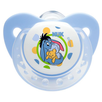 NUK Disney Winnie the Pooh Silicone Soothers