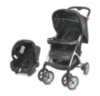 Safety 1st Travel System- Black  main view
