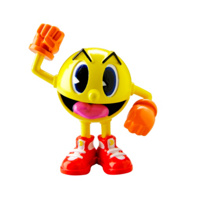 Pacman Ghost Fig