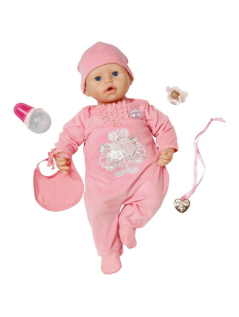 Baby annabell doll dolls asda direct