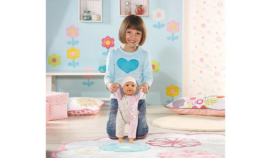 Baby Annabell Walk Doll Kids George At Asda
