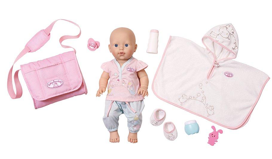 Baby Annabell Bath Set | Kids | ASDA Direct