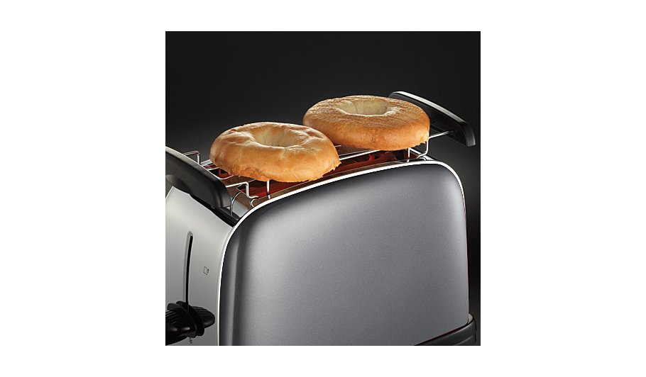 Hamilton beach 2 chrome slice polish toaster touch cool