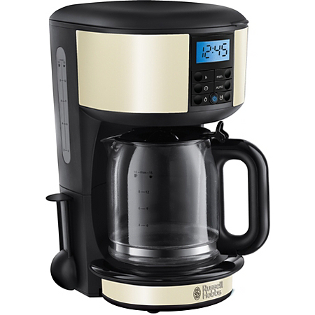 Russell Hobbs 20683 Legacy Coffee Machine - Cream