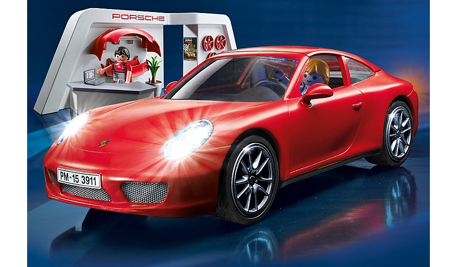 playmobil porsche 911 carrera s kids george at asda. Black Bedroom Furniture Sets. Home Design Ideas