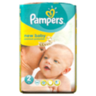 Pampers New Baby Size 2 Midi 3kg-6kg Essential Pack 56 Nappies