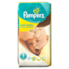 Pampers New Baby Size 1 Mini 2kg-5kg Essential Pack 45 Nappies