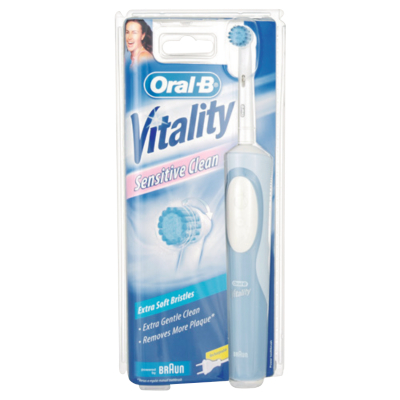 Braun Oral B Vitality Electric Toothbrush