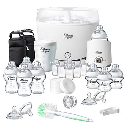 tommee tippee single bottle steriliser how to use