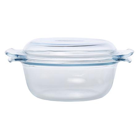 Litre Glass Casserole Dish