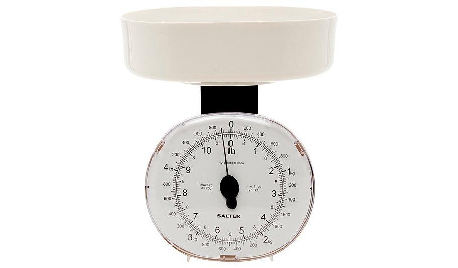 salter 5kg kitchen scales baking george at asda. Black Bedroom Furniture Sets. Home Design Ideas