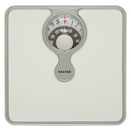 Salter Mechanical Bathroom Scale Scales Asda Direct