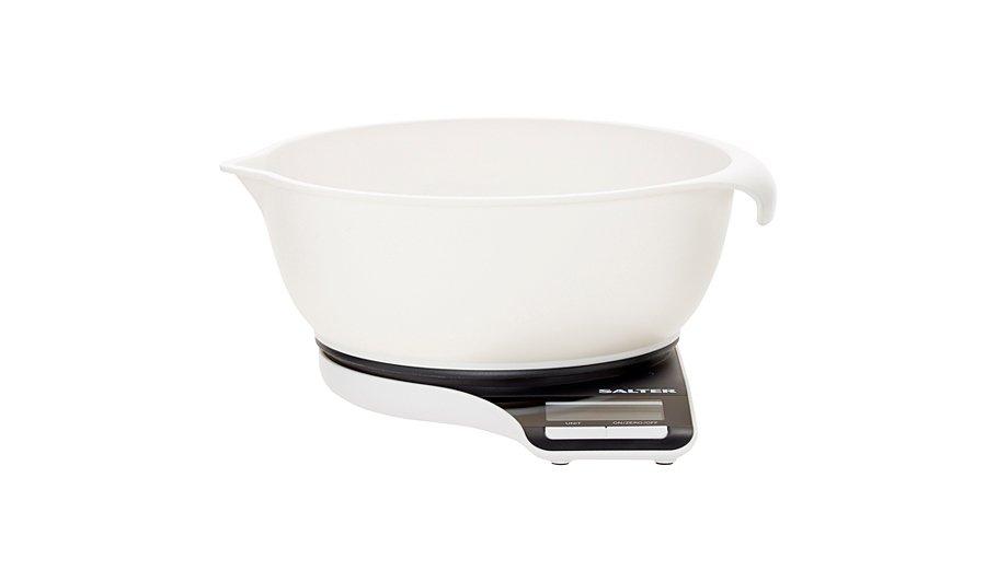 salter kitchen scales with jug home garden george at. Black Bedroom Furniture Sets. Home Design Ideas