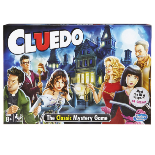 Cluedo The Classic Mystery Game Kids George At Asda