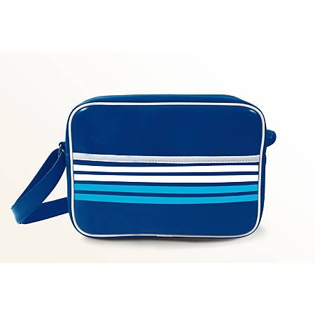 twilight blue sports lunch bag dining asda direct. Black Bedroom Furniture Sets. Home Design Ideas